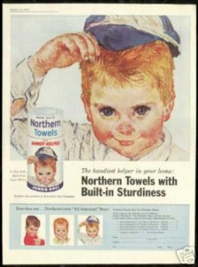 Northern Vintage Ads