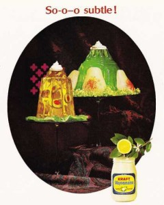 Jello Mayo Vintage Ad