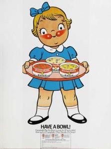Cambells Vintage Ad