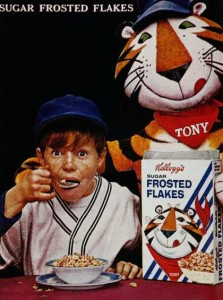 Frosted Flakes Vintage Ad