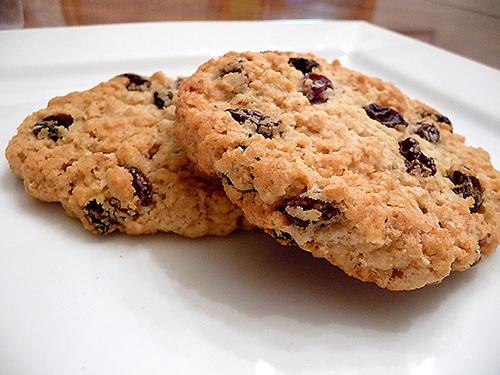 raisin_cookie