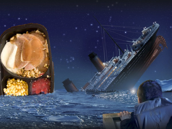 Stop throwing Marie Calendars meals in the ocean