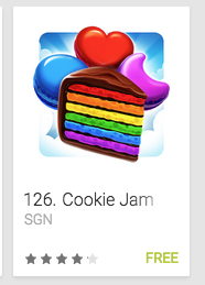 A preview of Cookie Jam